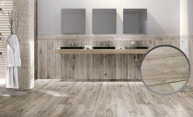 Bodenfliesen wohnzimmer modern - Braune bodenfliesen ...