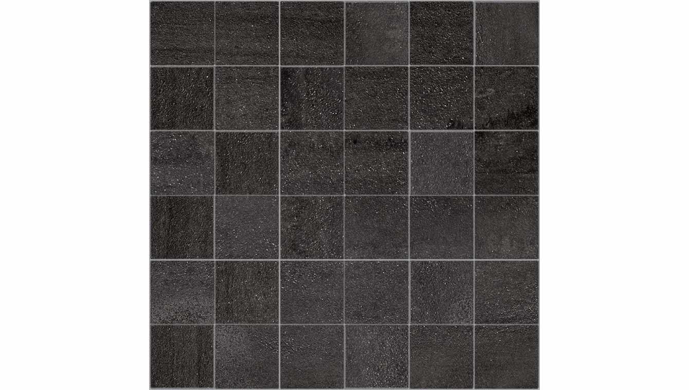 Kaleido Nero Mosaik 30x30 Fliesen Saime Fliesen24 Com