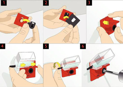 Rubi Easy Gres Bohrkronen Set